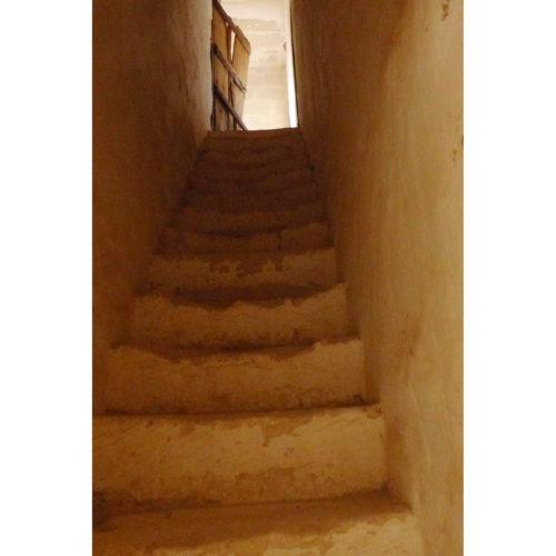 Morgenlicht Treppe