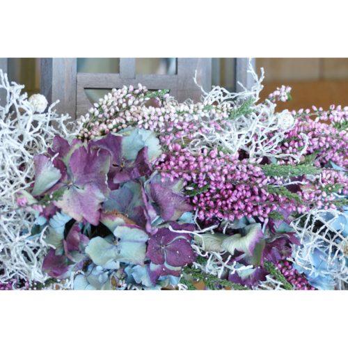 herbstliches Blumengesteck
