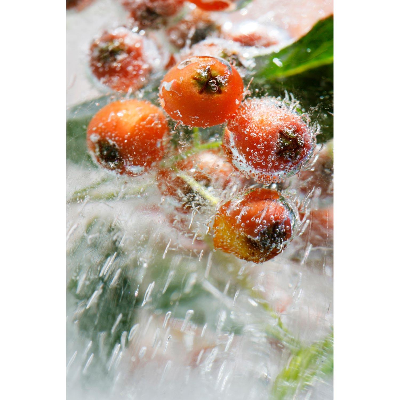 Beeren in Eis