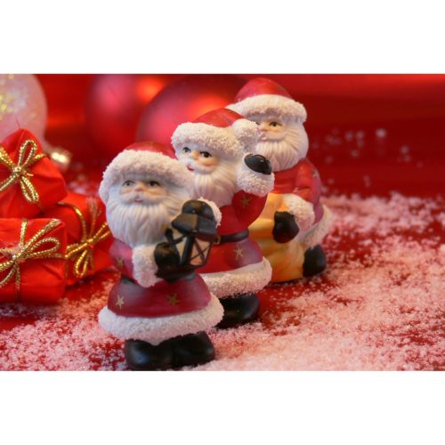 Weihnachtsmänner