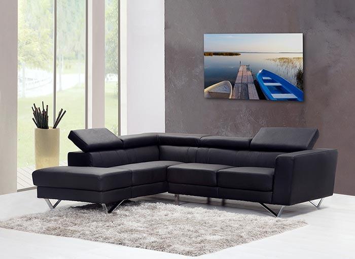 Wandbilder Beispiel in einem Wohnzimmer