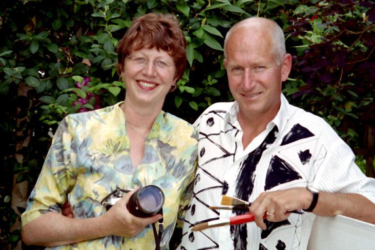 Inge und Eppo Bosch